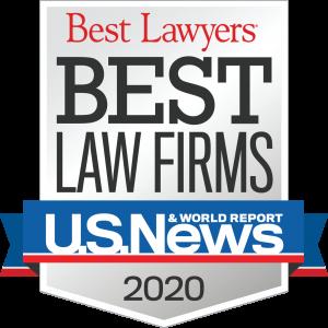 Schlanger Silver Best Law Firm 2020